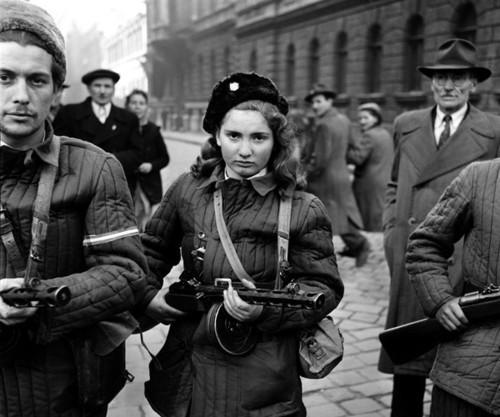 ნოემბერში 59 წელი შესრულდა 1956 წლის ბუტაპეშტის აჯანყებიდან, რუსული ოკუპაციის წინააღმდეგ....
